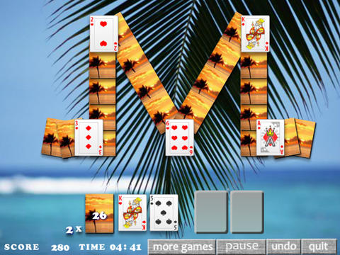 Waikiki Solitaire screenshot 5