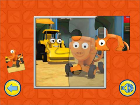 Bob the Builder's Playtime Fun! screenshot #4
