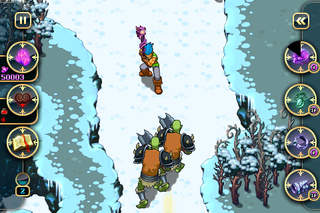 Fantasy Warrior Legends screenshot 2