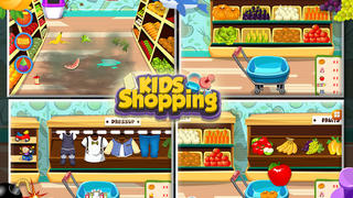 Kids Shopping Fun screenshot 2