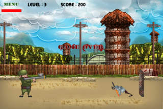 Army Bazooka Lite screenshot 2