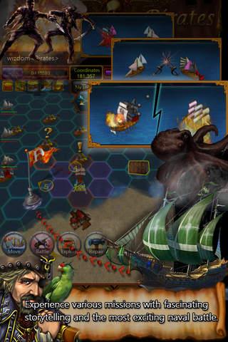 King of Pirates screenshot #4