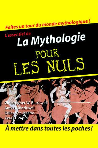 La Mythologie Pour Les Nuls screenshot 1