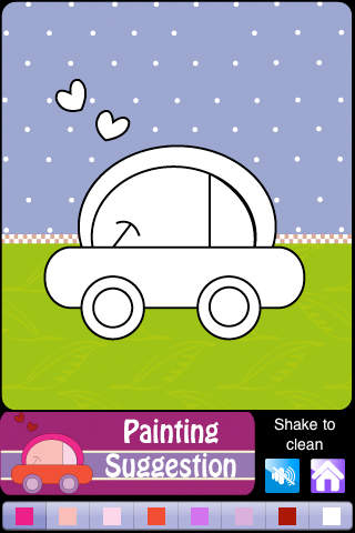 Paint the Ballerina screenshot 4