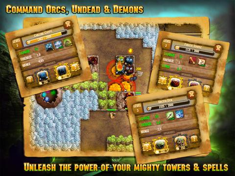 Cursed Treasure HD Lite screenshot 2