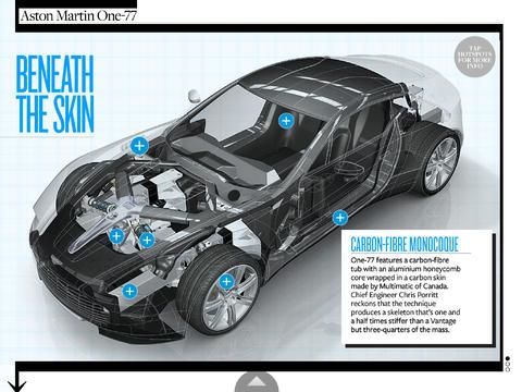 Top Gear Magazine: Aston Martin One-77 Special screenshot 2
