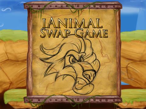 iAnimal Swap Game HD screenshot 6