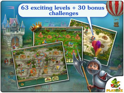 Royal Envoy HD screenshot 1
