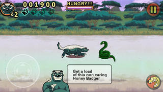 The Honey Badger Don't Care screenshot 4