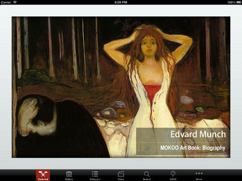 Munch screenshot 6