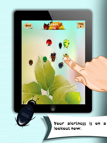 Insect Exterminator Lite screenshot 9
