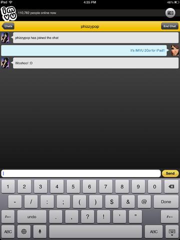 IMVU 2Go screenshot 8