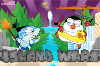 Island Wars screenshot #1