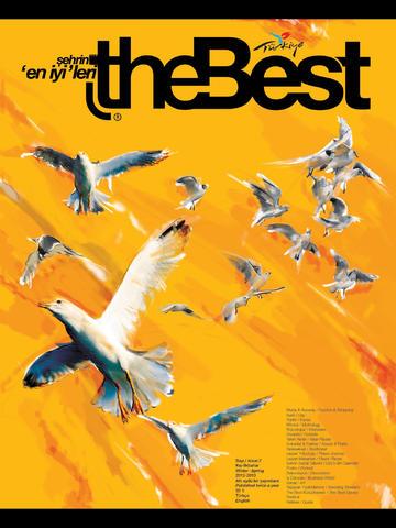 theBest Magazine screenshot 6
