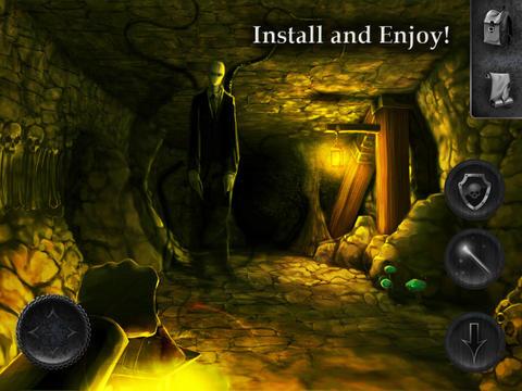 Slender Man Origins 2 House of Slender screenshot 10