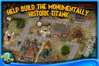 Monument Builders: Titanic screenshot 5
