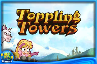 Toppling Towers screenshot #1