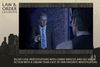 Law & Order: Legacies screenshot #2