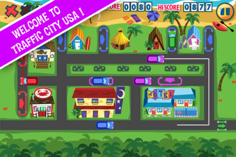 Traffic City USA - náhled