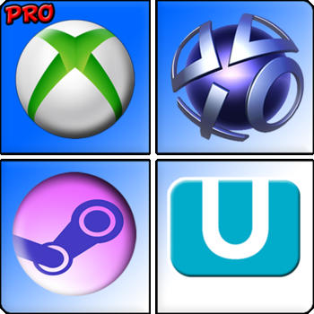 Video Game Logo Quiz - Pro