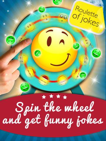 Funny Wheel Of Jokes - Laughing Game with 2.700 Jokes screenshot 7