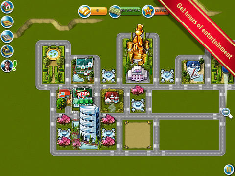 Millionaire City for iPad screenshot 5