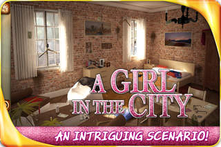 A Girl in the City - Extended Edition (Full) - A Hidden Object Adventure screenshot 1