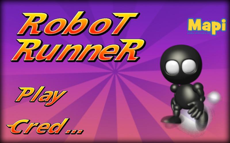 Robot Runner screenshot 5