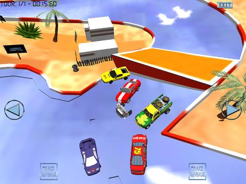 Turbo Skiddy Racing screenshot 10