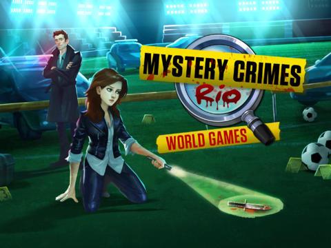 Hidden Objects: Mystery Crimes World Games screenshot 6
