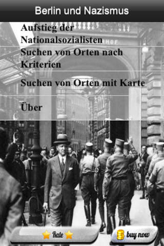 Berlin und Nazismus Lite - náhled