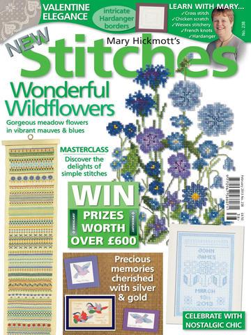 New Stitches Magazine screenshot 6