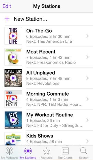 Apple Podcasts screenshot #2