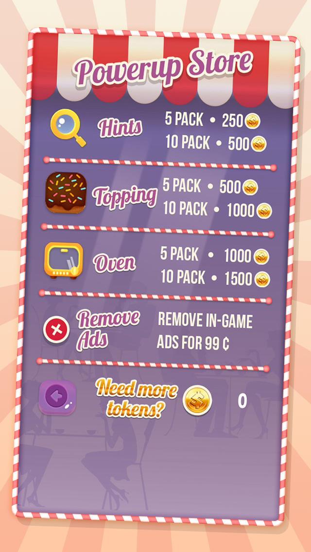 Viva Sweets - Puzzle Cupcake Saga screenshot 3