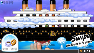 Titanic Rescue screenshot 2