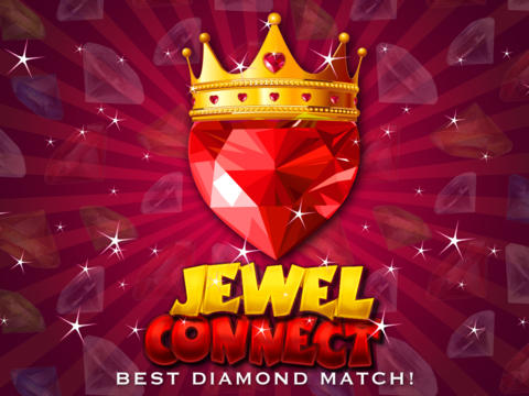 Jewel Connect - Best Diamond Match Pro screenshot 6