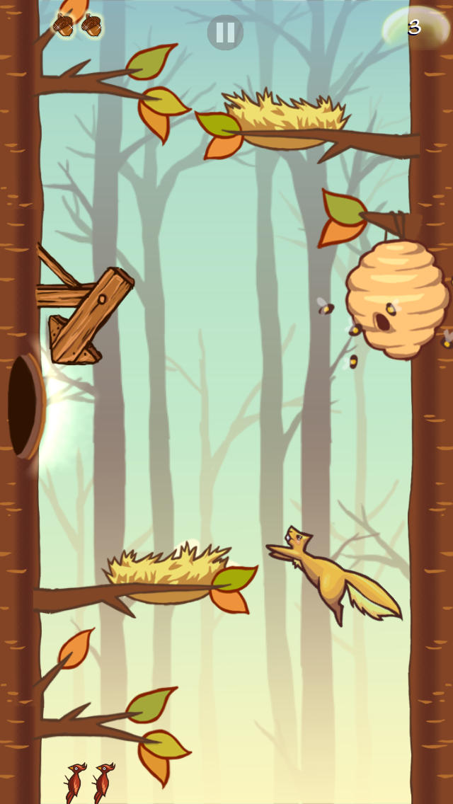 Getting Nuts - by Top Free Games screenshot 1