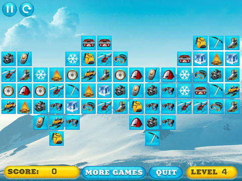 Antarctic Expedition Mahjong Free screenshot 6