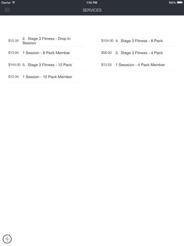 Stage 3 Fitness screenshot 6
