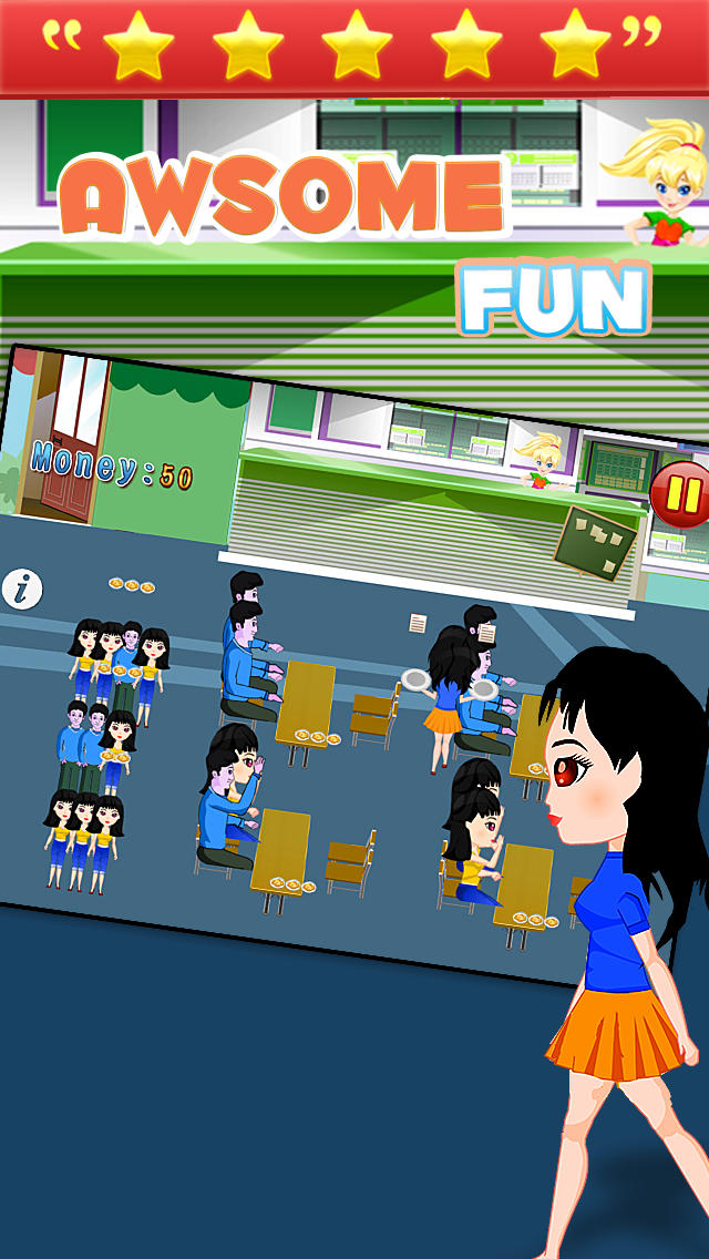 Cashier Rush screenshot 3