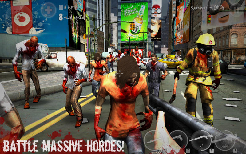 N.Y.Zombies 2 screenshot 2