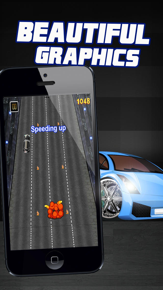 Autobahn Nitro Race Pro screenshot 4