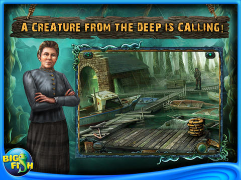 Small Town Terrors: Pilgrim's Hook HD - A Hidden Objects Adventure screenshot 3
