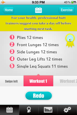 Buttock Workouts - Sculpting A Perfect Buttock in  - náhled