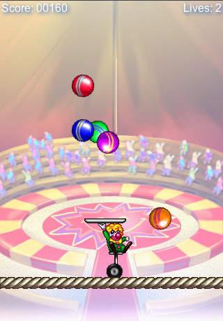 Clown Juggler screenshot 3