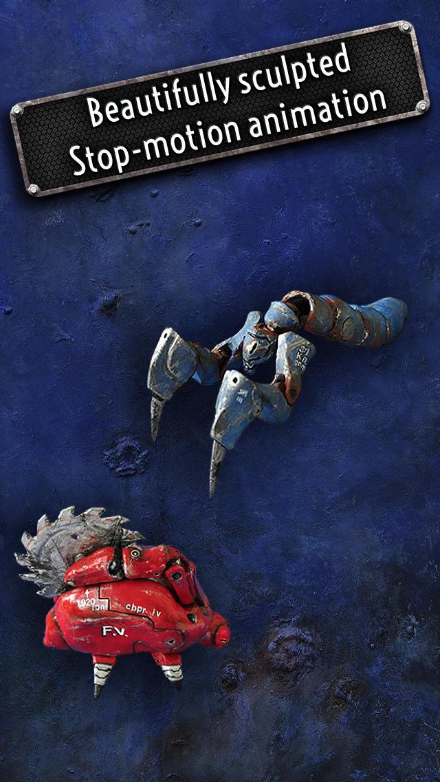 Droidscape:Basilica screenshot 3