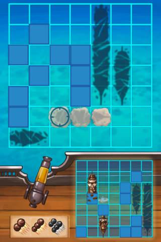 Battle Ship Shooter Free by Top Free Games screenshot 4