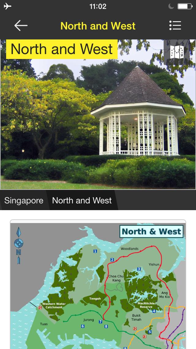 Singapore Travel Guide With Me Offline screenshot 5
