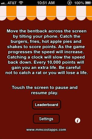 Bent Back Mac Attack - náhled