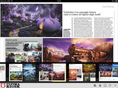 Ultima Kiosk screenshot 4